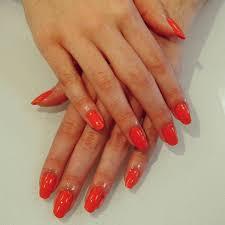orange nails designs image collections nail art designs