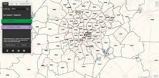 Zip Code By Map Map Shows Who San Antonio Residents Are What They Will Buy U2014 By