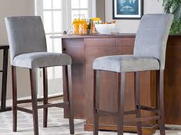 Bar Chair Covers Elegant Bar Stool Chair Covers With Additional Interior Decor Home