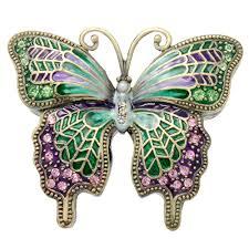 keepsake urns wholesale urn keepsake green butterfly w pink crystals