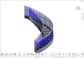 curved glass balustrade autodesk community