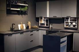 The Kitchen Design by Single Wall Kitchens Space Saving Designs With Functional Charm