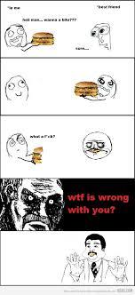 Funny Me Gusta Memes - 9gag badass best friend bite funny image 298500 on favim com