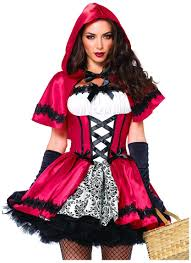 gothic red riding hood fancy dress costume x small amazon