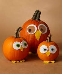 owl centerpieces 8 easy pumpkin centerpieces to complete your fall table real simple