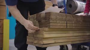 Waterproof Laminate Flooring Wickes The Hampson Family U0027s Tree House Wickes Co Uk