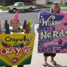 Candy Costumes Halloween Crayola Crayon Box Halloween Costume Contest Costume Works