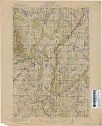Map Of St Paul Mn Minnesota Historical Topographic Maps Perry Castañeda Map