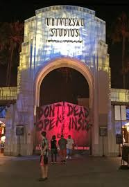 halloween horror nights hollywood hours new u0027world of color u0027 is set for holidays at disneyland