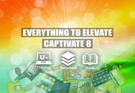 a book to elevate adobe captivate 8 elearning brothers