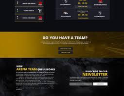 website homepage design website gaming single homepage design freelancer