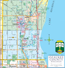 Kohler Wisconsin Map by Ozaukee Map Images Reverse Search