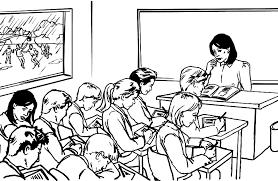 coloriages de rentrée scolaire