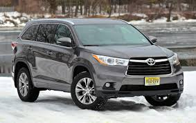 mileage toyota highlander 2014 toyota highlander gas mileage 2017 car reviews prices and