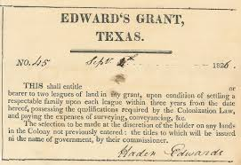 Austin Texas On Map by Land Grants The Handbook Of Texas Online Texas State Historical