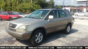 suv lexus for sale used 1999 lexus rx 300 suv 4 doors car for sale at auctionexport
