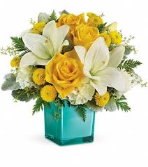 flower delivery san antonio teleflora s golden laughter bouquet in hendersonville nc forget