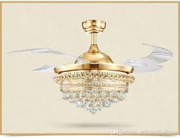 ceiling fan and chandelier 2018 ceiling fan chandelier lights modern crystal ceiling fans with