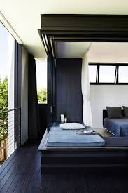 Bedroom Contemporary Design - harmonious blend of traditional and modern design kent rd house
