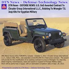 jeep wrangler military defense war news updates reviews images dtn news defense news