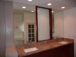 large mirrors kauai vanity wall bathroom exercise full
