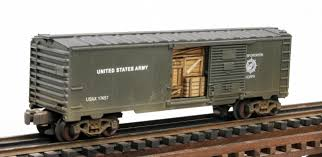 box car train us army steam u201crailsounds u201d box car with door cargo insert usax