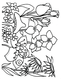 flower print out coloring pages u2013 corresponsables co