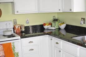 kitchen backsplash cabinets kitchen backsplash ideas for white cabinets black countertops