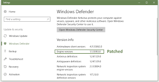 microsoft quietly kills another gaping hole in windows defender