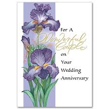 wedding greeting card verses for a wonderful on your wedding anniversary wedding
