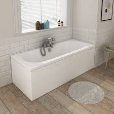 sutton double ended bath now online at victorian plumbing co uk
