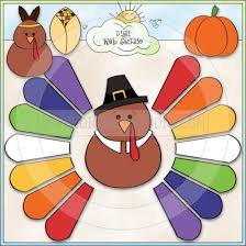 learn thanksgiving colors ne early learning clark clipart