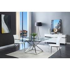Modern Contemporary Dining Table Modern Glass Dining Tables Smart Furniture