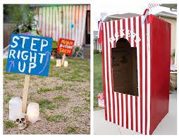 Creepy Carnival Decorations Freak Show Decorations Costumebox Blog