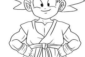 draw dragon ball easy pencil drawing collection
