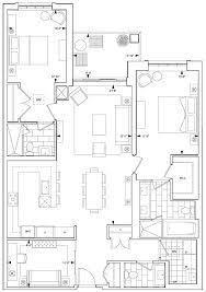 floor plan suite blythwood huntington tridel concert toronto