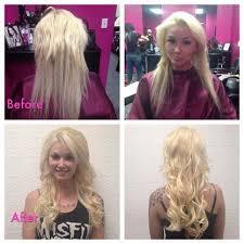 micro bead hair extensions micro bead hair extensions in las vegas nv stevee danielle hair