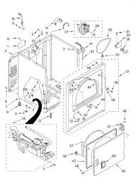 kenmore 80 series dryer parts diagram automotive parts diagram