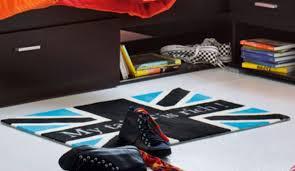tapis pour chambre ado tapis chambre ado idées de décoration capreol us