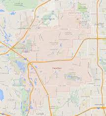 Lebanon Hills Map Carrollton Texas Map