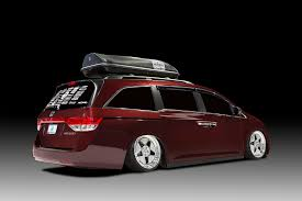 1000hp minivan instead if that hp number is actually accurate strap in the kids honda unleashes 1 000 hp odyssey at sema photo