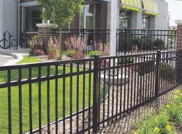 badger fence ornamental fencing