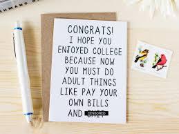 grad cards college graduation card congrats grad card i