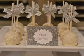 25th wedding anniversary cake pops the best images about