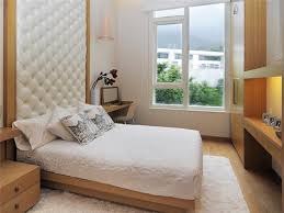 high bedroom decorating ideas bedroom small bedroom idea with high padded headboard in