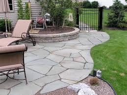 Patio Stone Ideas by Patio Stone Cost U2013 Smashingplates Us
