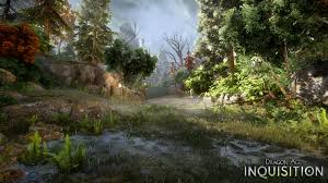 Thedas Map Dragon Age Inquisition Media Gallery Official Site