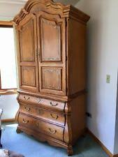 French Provincial Armoire French Armoire Ebay