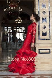 aliexpress com buy elegant mermaid prom dress long lace