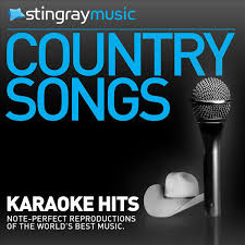 country music karaoke free best male country hits vol 1 karaoke by backtrack professional